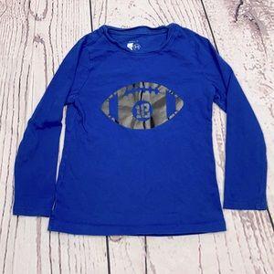 Primary Football LS T-Shirt